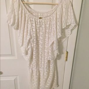 Jessica Simpson Bathing suit cover up NWOT